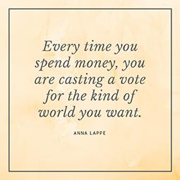 Inspiring Fair Trade Quotes Fair Anita